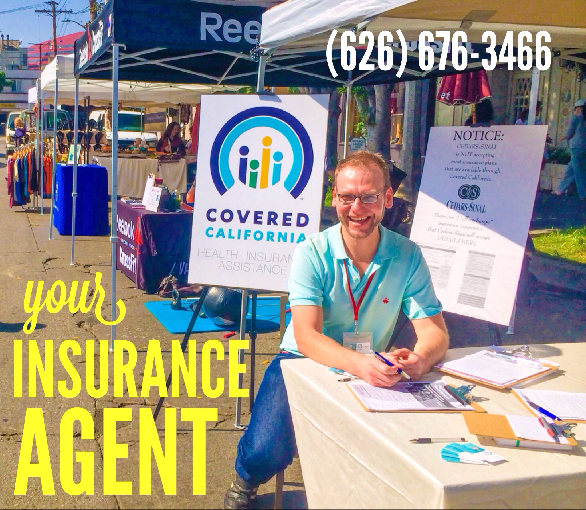 Jonathan Edewards   Health & Property Insurance Agent for